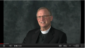 Video – The Rev. Canon Christoph Keller, III Remembers His Father
