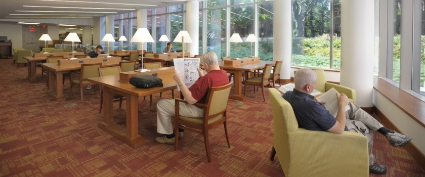 General Seminary to Dedicate New Library