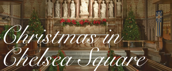 "Join Us for ""Christmas in Chelsea Square"" – Available to Watch Online"