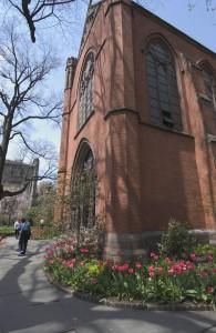 Spring Courses at General Seminary