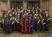 General Seminary Holds 190th Commencement [PHOTO]