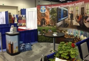 General Seminary Shows Large Presence at General Convention