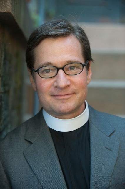Prof. Patrick Malloy Named Interim Dean at St. John's Cathedral, Denver