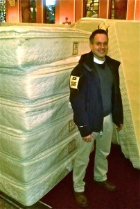 Hurricane Sandy Relief: The Rev. Chris Ballard Comes Full Circle