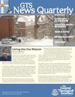 Winter 2013 GTS News Quarterly