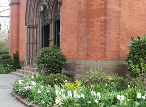 April 25 – Contemplative Eucharist in Easter Week at General Seminary