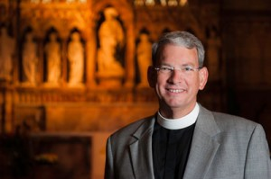The Rev. Kurt H. Dunkle Elected Dean and President of The General Theological Seminary