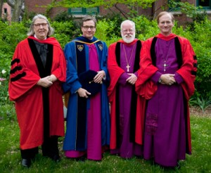 General Seminary Confers Three Honorary Doctorates