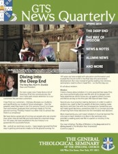 Spring 2014 GTS News Quarterly
