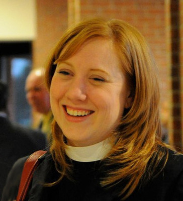 Amy Coultas '06 Called to Serve as Canon to the Ordinary in Kentucky