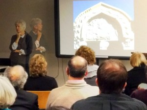 "GTS Faculty Participate in Discussion, ""Medieval Armenians Consider the Image of God"""