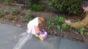Easter Egg Hunt Brings Neighbors Together