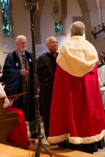 Professor David Hurd Receives Honorary Doctorate from Sewanee School of Theology