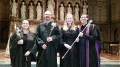 General Seminary Guild Chiefs and New Members Commissioned
