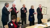 General Seminary Trustees Affirm The Way of Wisdom, Elect Chair