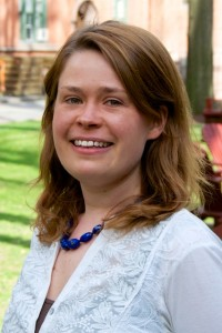 Elizabeth Schrader '16 Receives the Clement J. Whipple Prize for Forthcoming Article in the Harvard Theological Review