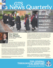 Summer 2015 GTS News Quarterly Available for Download