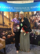 General Seminary Hosts Booth, Conversations, Dinner at General Convention 2015