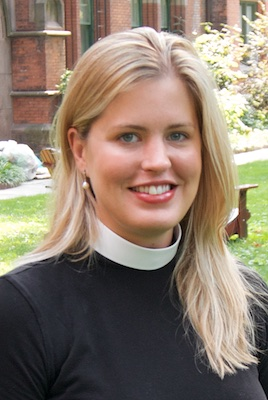 The Rev. Emily Wachner Appointed as Lecturer in Pastoral Theology