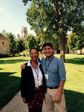 General Seminary Students Attend Episcopal Evangelism Society's Leadership Conference