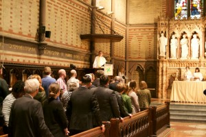 Spring 2016 Guest Preachers in the Chapel of the Good Shepherd