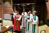 Bishop of Cuba Visits General Seminary [PHOTOS]