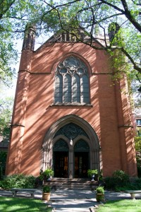 St. Sava's Finds Home at General Seminary