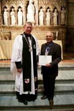 General Seminary Honors Dr. David J. Hurd [PHOTOS]