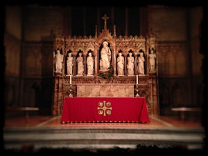 Chapel Schedule – Week Starting Sunday, December 13