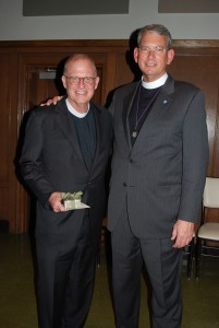 Christoph Keller Installed as Dean and Rector of Trinity Cathedral, Little Rock