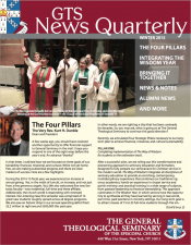 Winter 2015 GTS News Quarterly Available for Download