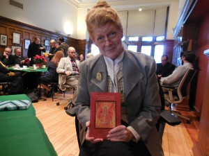 New Research and a New Book for V.K. McCarty '11