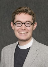 Nathan LeRud '07 Named Dean of Trinity Cathedral, Portland