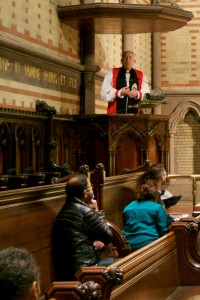 The Rt. Rev. Jay Magness Preaches in the Chapel of the Good Shepherd