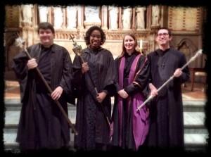 General Seminary Installs New Guild Chiefs