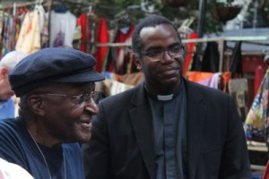 Connecting to South Africa and Desmond Tutu