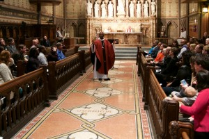 Presiding Bishop Michel Curry Preaches at General Seminary [PHOTOS + VIDEO]