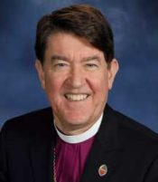 Bishop William Franklin to Preach at General Seminary on May 5