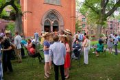 General to Host Annual Garden Party June 22 on the Close