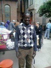 """Intercultural Learning at St. Philip's Parish"" – The Rev. Fredrick Okoth"