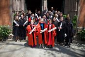 General Seminary Holds 195th Commencement