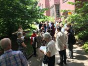 Episcopal Historians Visit General