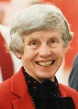 In Memoriam: Canon Janice Rusack 1919 – 2017